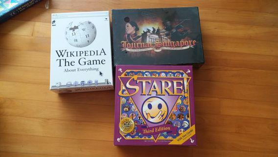 Boardgames Selling Cheap!