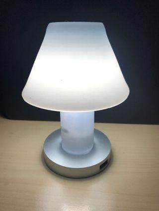 Hand Torch & Night Light 2合1 LED枱燈電筒