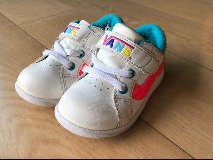 Vans baby shoes BB鞋 兒童鞋