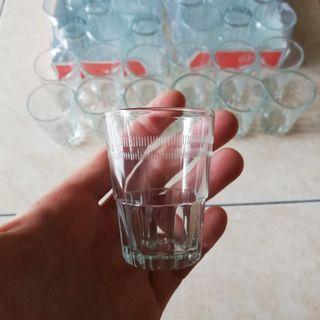 36pcs of 70ml Shot glasses