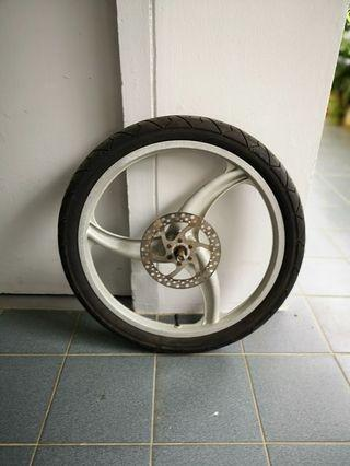 """20"""" Ebike / Bicycle Front Wheel"""
