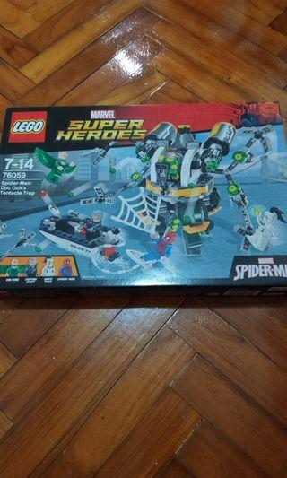 Lego 76059 Spiderman Doc Ock