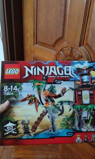 Lego 70604 Ninjago Pirates
