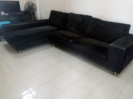 🚚 L Shape Sofa