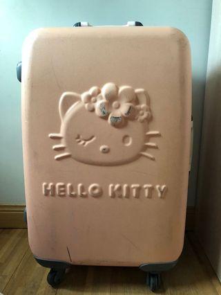 Hello kitty 24寸旅行箱