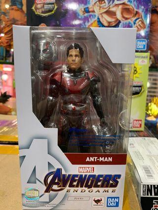 shf avengers ant-man