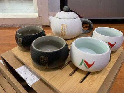 茶具套装Tea Set