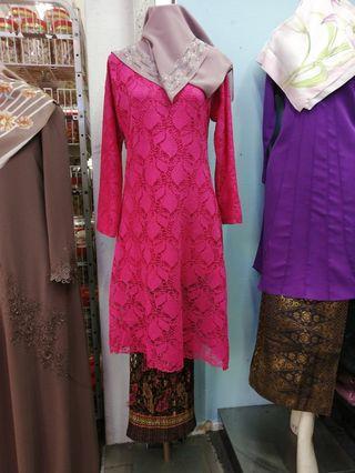 🚚 Baju kurung lace