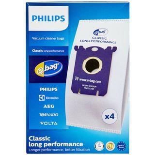 Philips s-bag® Classic Long Performance Vacuum Cleaner Bags