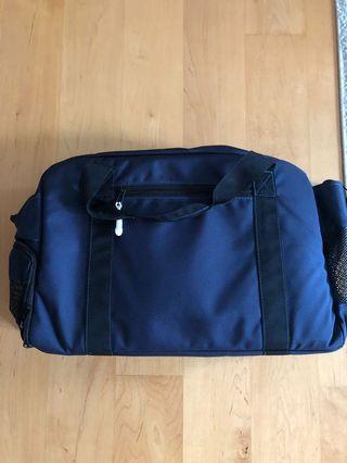 DSPTCH - Navy Work/Gym Bag