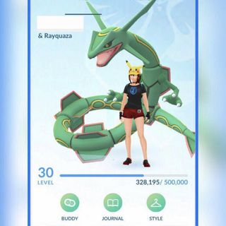 pokemon go account level 40 | Fiction | Carousell Singapore