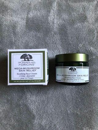 Origins Mega Mushroom Skin Relief Face Cream