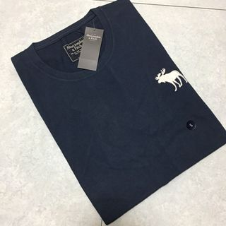 a96e8a1013 SizeS Authentic A&F abercrombie and fitch navy muscle tee, Men's ...