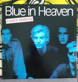 Explicit Material by Blue In Heaven Record