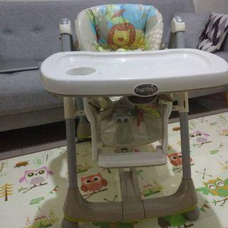 High Chair peg perego prima pappa duplo ( lion )