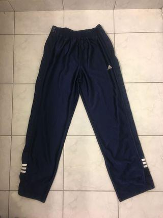 Frankie's Collective Vintage Adidas Snap Pants