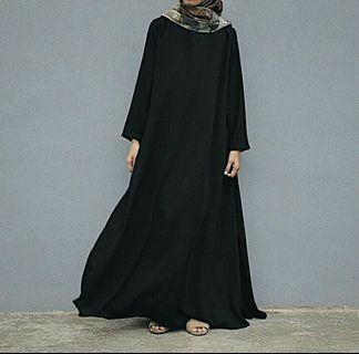 DRESS NOHEALANY BLACK