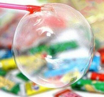 Plastic Bubble Toy