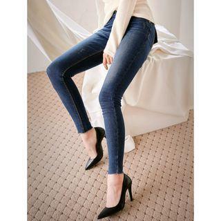 Korean Chuu -5kg Snow Jeans