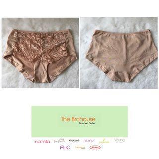 The Brahouse Panty lace depan sexy original branded