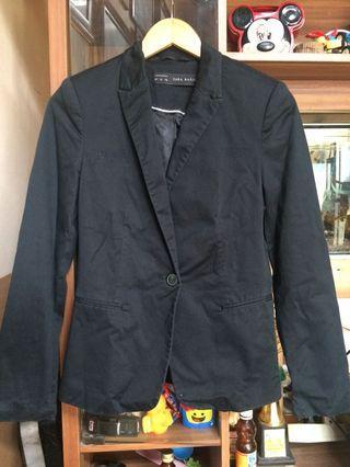 Zara black blazer