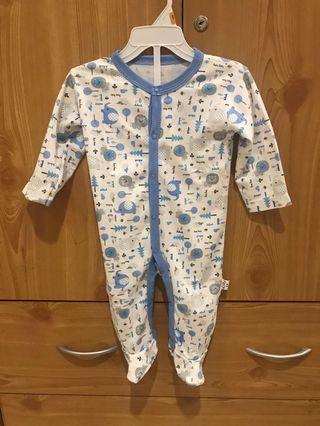 LIBBY Baby Sleepsuit