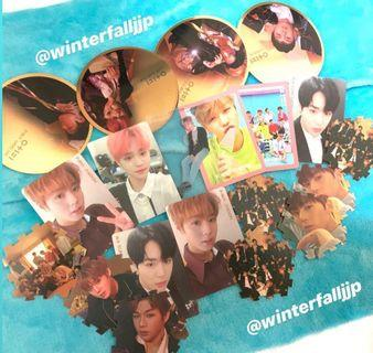 WANNA ONE OFFICIAL pcs