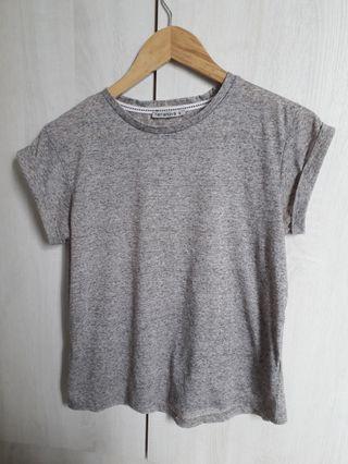 Grey/Brown T-shirt