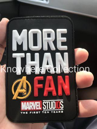 Marvel Avengers Endgame More Than A Fan Morale Patch #endgameyourexcess
