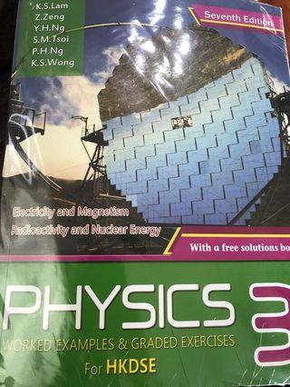 PHYSICS Worked examples & graded exercises  BK3