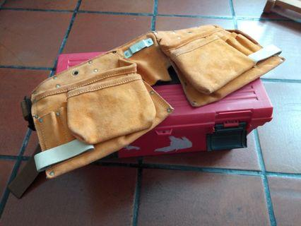Tool Belt with Tool Box
