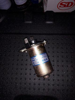 出售 DIO50 改90專用士電起動馬達