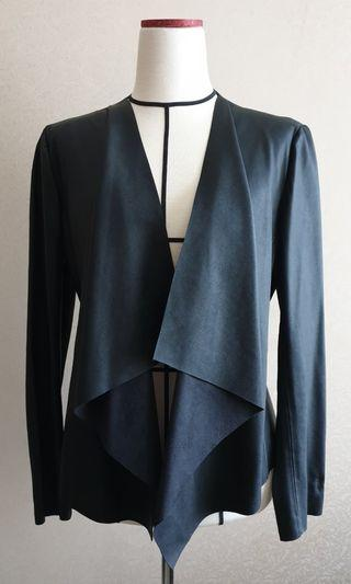 Zara Leather-like Jacket
