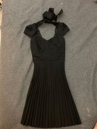 Doublewoot black dress - Xs