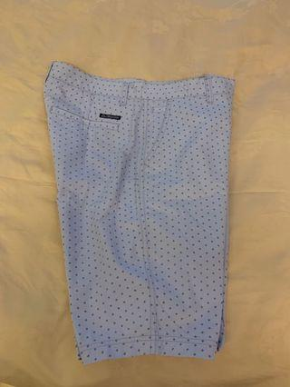 Kappa XL light blue bermudas