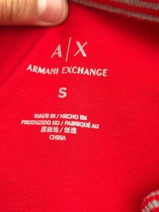 🚚 Armani exchange