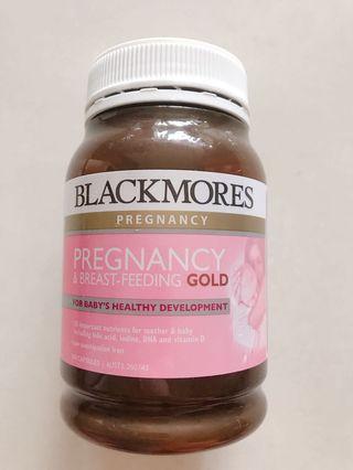 Blackmores 孕婦黃金營養素