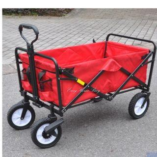 🚚 Utility Wagon Cart Trolley