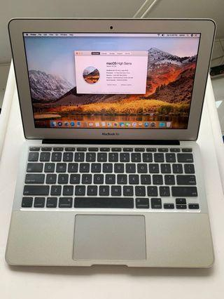 "MacBook Air 11"" (excellent condition) 256GB SSD"