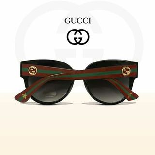 8dbe301ca16 Striped Gucci Shades FIXED PRICE SALE Gucci Sunglass GG Shades GG Sunglass  Gucci Bee Sunglass