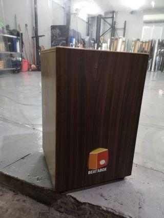 🚚 Branded Collectable Cajon (3/4 size)
