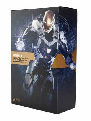 Hot Toys - MMS214 - Iron Man 3: 1/6th scale Starboost (Mark XXXIX) Collectible Figure