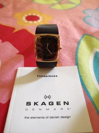 🚚 Skagen Watch - Mesh, Black
