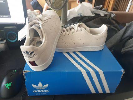 🚚 Adidas Stan Smith Leather Edition (Suede)