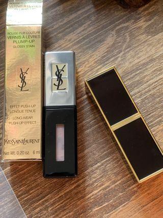 Tom Ford YSL lipstick lipgloss 唇彩 唇膏