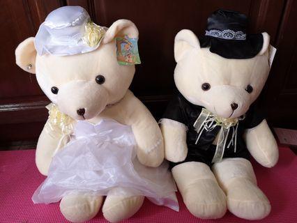 Bride & Groom Bear