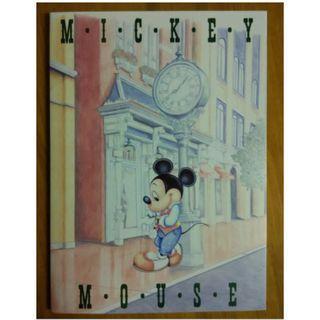 迪士尼 米奇 信封信紙套裝 Disney Micky  Envelope, Notepaper
