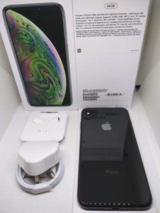 Apple iPhone XS Max 256Gb Gold Mulus Fullset Suraabaya