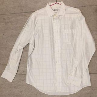 Premium Cotton White Shirt
