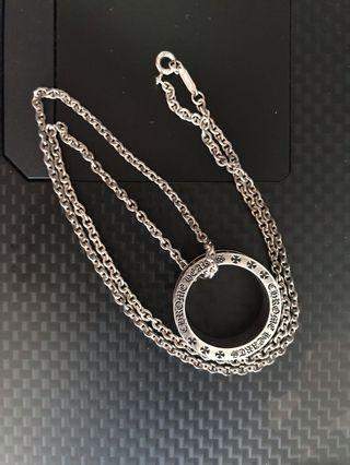 026c91dfb6a CHROME HEARTS RING + Tiffany   Co. Necklace
